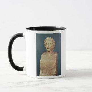 Portrait bust of Alexander the Great Mug
