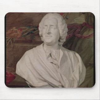 Portrait bust of Jacques-Ange Gabriel Mouse Pad