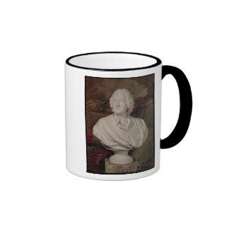 Portrait bust of Jacques-Ange Gabriel Ringer Mug
