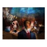 Portrait Du Magicien - A portrait of a Magician