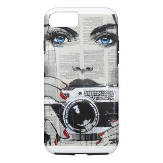 Portrait iPhone 7 Case