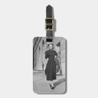 Portrait Luggage Tag