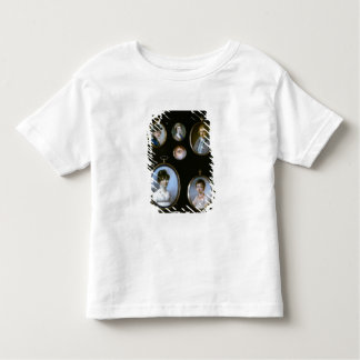 Portrait miniatures, from LtoR and TtoB: Sir Thoma Toddler T-Shirt
