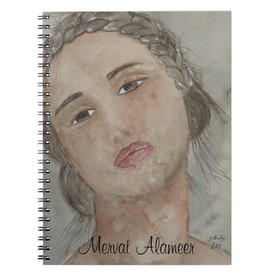 portrait notebook
