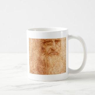 Portrait Of A Bearded Man Basic White Mug