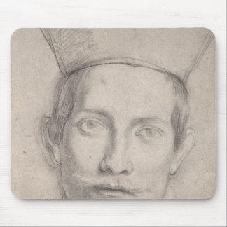 Portrait of a Cardinal 2 Mouse Mat