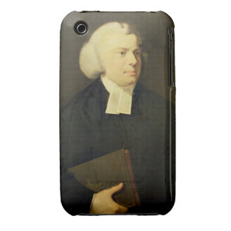 Portrait of a Clergyman iPhone 3 Covers