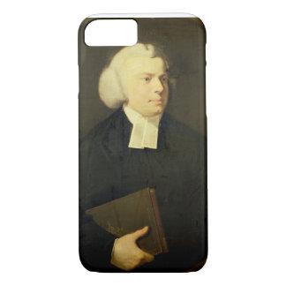 Portrait of a Clergyman iPhone 7 Case