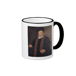 Portrait of a Doctor Coffee Mugs