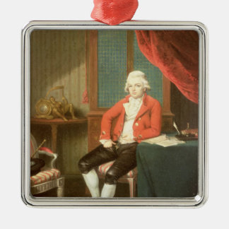 Portrait of a Gentleman Christmas Ornament