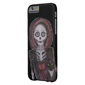 Portrait of a Ghost - Barely There iPhone 6 Case
