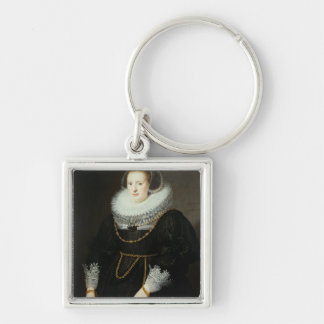 Portrait of a Girl, aged 18 Key Chain