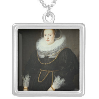 Portrait of a Girl, aged 18 Pendants