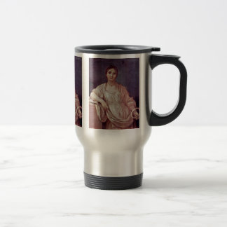 Portrait Of A Girl With Crown By Reni Guido Coffee Mugs