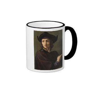 Portrait of a Goldsmith Coffee Mugs