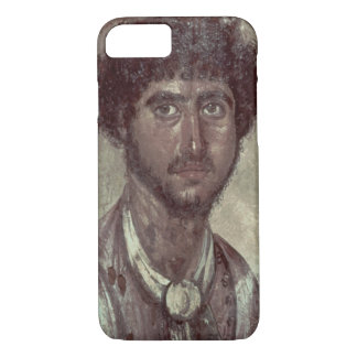 Portrait of a Greek, from Fayum, Romano-Egyptian, iPhone 8/7 Case