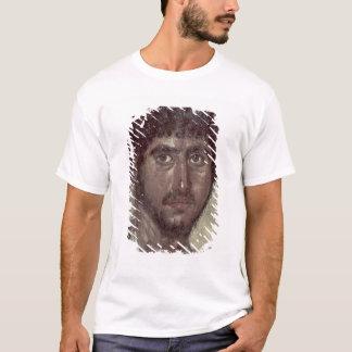 Portrait of a Greek, from Fayum, Romano-Egyptian, T-Shirt