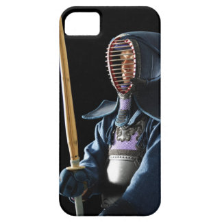 Portrait of a Kendo Fencer 2 iPhone 5 Cover