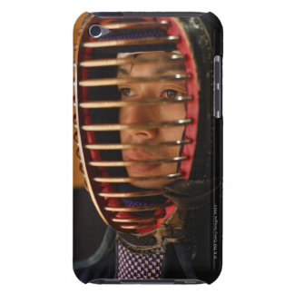 Portrait of a Kendo Fencer 4 Case-Mate iPod Touch Case