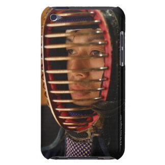 Portrait of a Kendo Fencer 4 iPod Touch Case