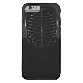 Portrait of a Kendo Fencer 5 Tough iPhone 6 Case