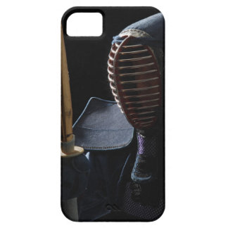 Portrait of a Kendo Fencer 6 Barely There iPhone 5 Case
