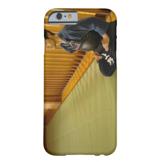 Portrait of a Kendo Fencer Barely There iPhone 6 Case