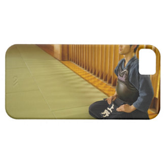 Portrait of a Kendo Fencer Case For The iPhone 5