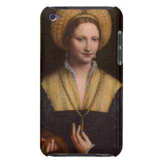 Portrait of a lady, 1520-1525 (oil on panel) barely there iPod cover