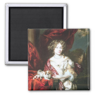 Portrait of a Lady, 1677 Magnet