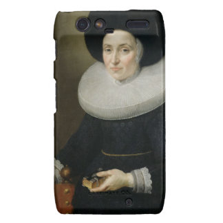 Portrait of a Lady, aged 47, 1647 (oil on canvas) Droid RAZR Cover