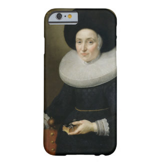 Portrait of a Lady, aged 47, 1647 (oil on canvas) iPhone 6 Case