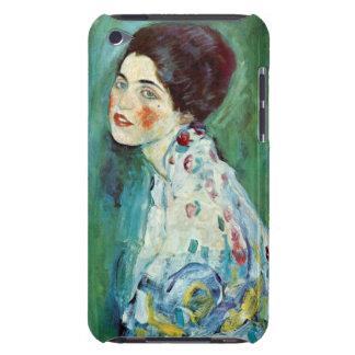 Portrait of a Lady by Gustav Klimt Barely There iPod Case