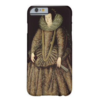 Portrait of a Lady in Elizabethan Dress Barely There iPhone 6 Case