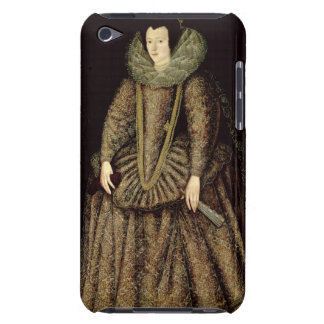 Portrait of a Lady in Elizabethan Dress iPod Touch Cases