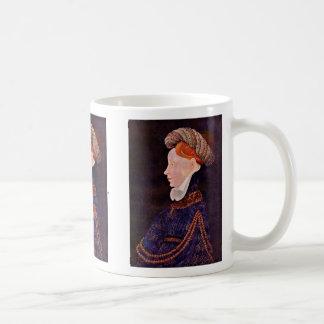 Portrait Of A Lady Coffee Mugs