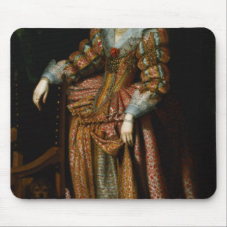 Portrait of a Lady said to be from the Mouse Mat