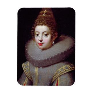 Portrait of a Lady, said to be Marguerite de Valoi Magnet