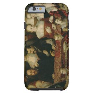 Portrait of a Large Family Tough iPhone 6 Case