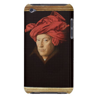 Portrait of a Man, 1433 (oil on oak) (see also 422 iPod Case-Mate Cases