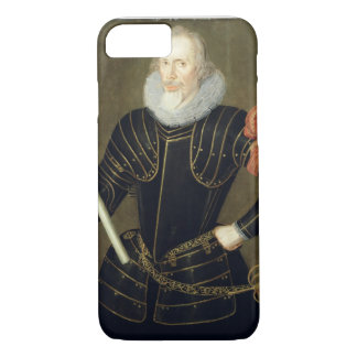 Portrait of a Man, 1593 (oil on panel) iPhone 8/7 Case