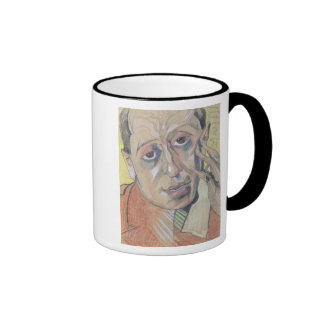 Portrait of a man, 1924 coffee mugs
