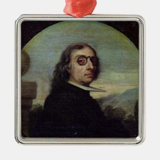Portrait of a Man 4 Christmas Ornament