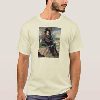 Portrait Of A Man By Oliver D. Ä. Isaac (Best Qual T-Shirt