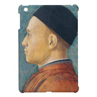 Portrait of a Man, c. 1470 (tempera on panel) iPad Mini Covers