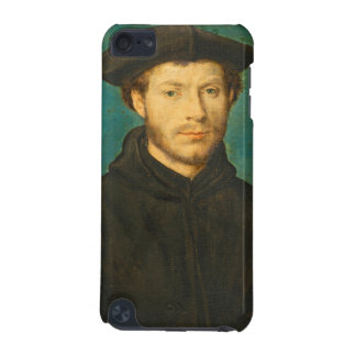 Portrait of a Man, c. 1536- 40 (oil on walnut) iPod Touch 5G Cases