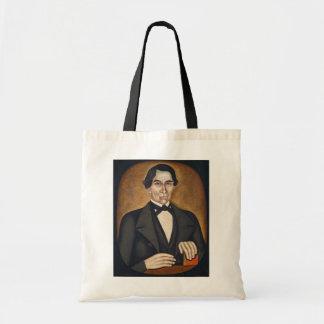 Portrait of a Man, c.1845 Budget Tote Bag