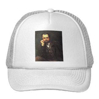 'Portrait of a Man' Cap