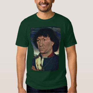 Portrait Of A Man From The Lespinette Family T Shirts