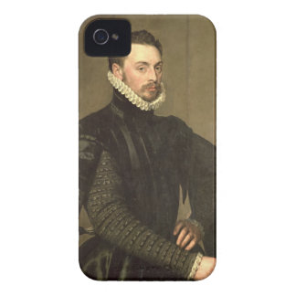 Portrait of a Man from the Retinue of Cardinal Gra iPhone 4 Covers